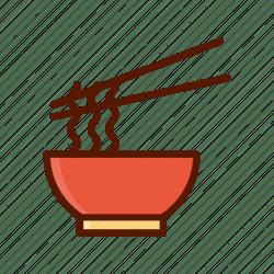 icon noodle food dessert menu beverage icons editor open