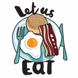 food breakfast restaurant sticker icon menu meal stickers networking icons drink 512px