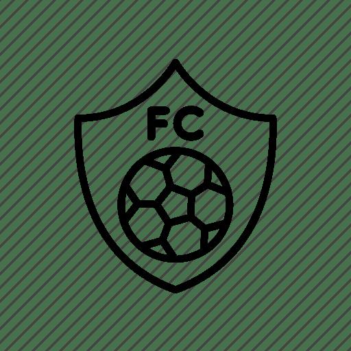 Badge, club, football, shield, soccer, team icon