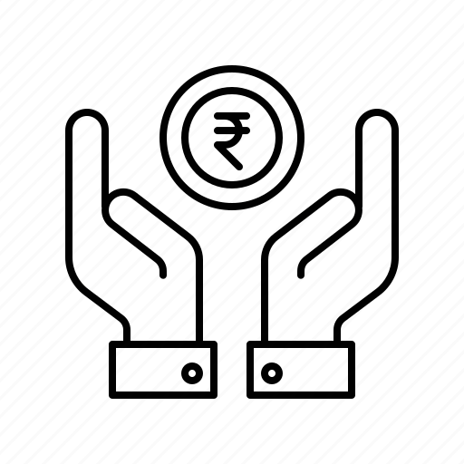 Care, donation, government, gst, money, social, tax icon