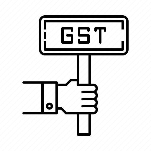 Act, approve, bill, gst, law, onboard, tax icon