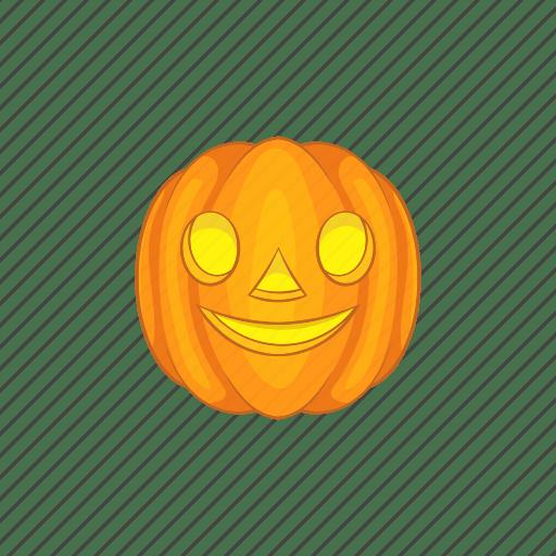 cartoon face halloween holiday