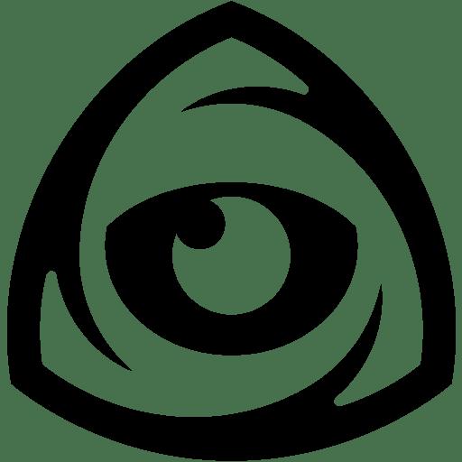Iconfinder Logo Icon