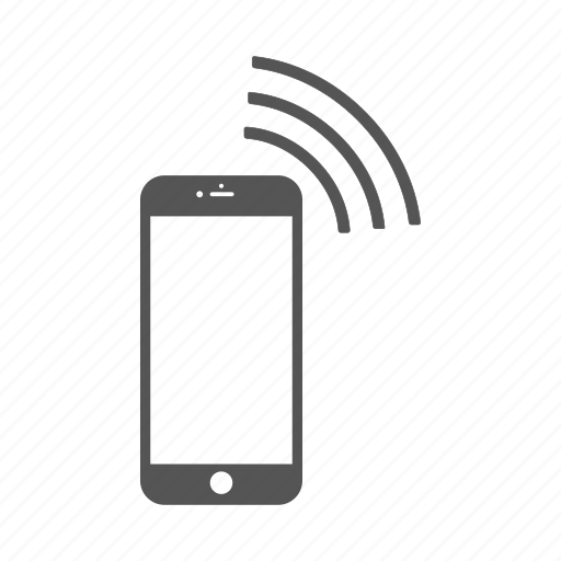 Android, call, iphone, mobile, phone, wifi, wireless icon