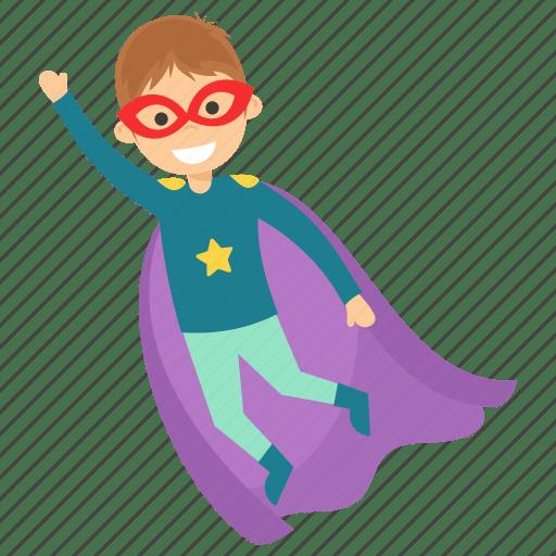 kid superheroes cartoons by