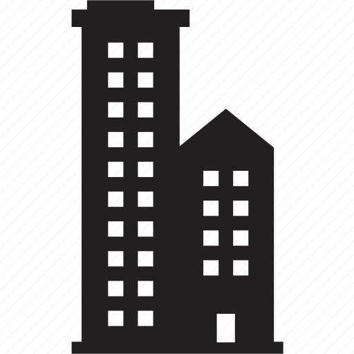 Office Building Icon Png : office, building, Business,, Tower,, Building,, Office, Download, Iconfinder