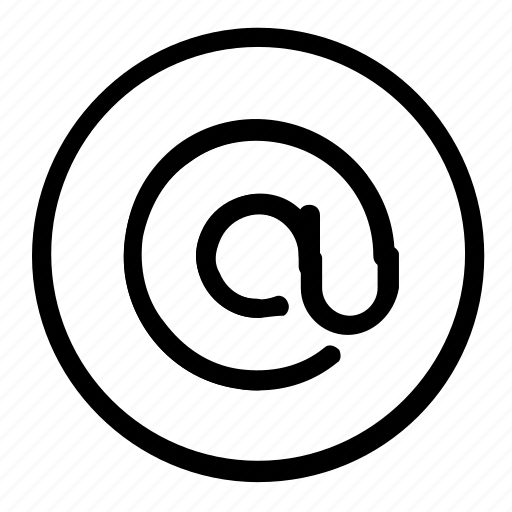 Account, email icon