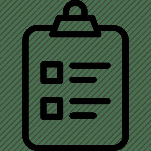 Chart, checklist, medical, medical checkup, medical report