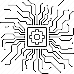 Circuit, cpu, electric scheme, electronic, hardware