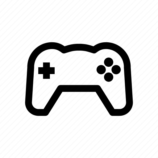 Controller, device, game, joy stick, play game icon