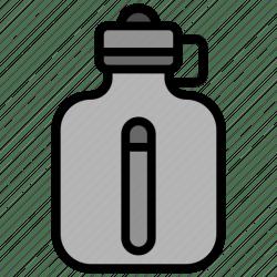 Water utensils restaurant canteen food tools bottle