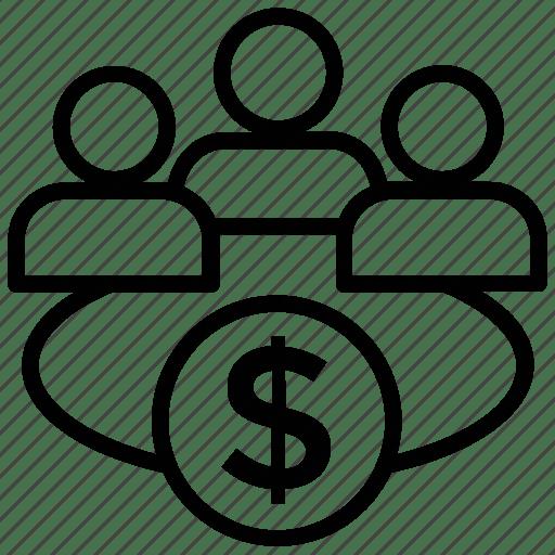 Business partners, investors, shareholders, shareowners