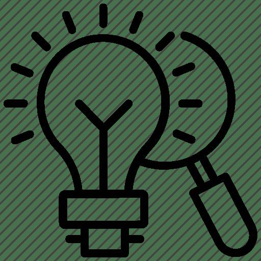 Creative idea, creativity, innovation, innovation research