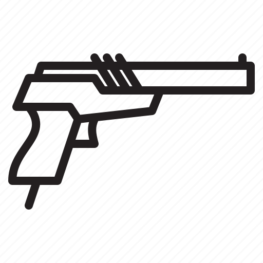 Game, games, gun, nes, nintendo, retro, zapper icon
