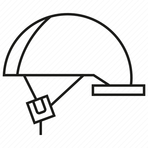 Headgear, helmet, protection, safety equipment, security icon