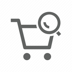 cart shopping icon number icons magnify glass iconfinder editor open