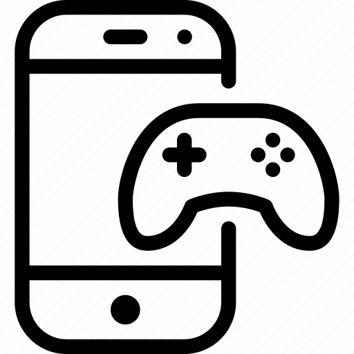 Device, game, mobile, phone, smartphone icon