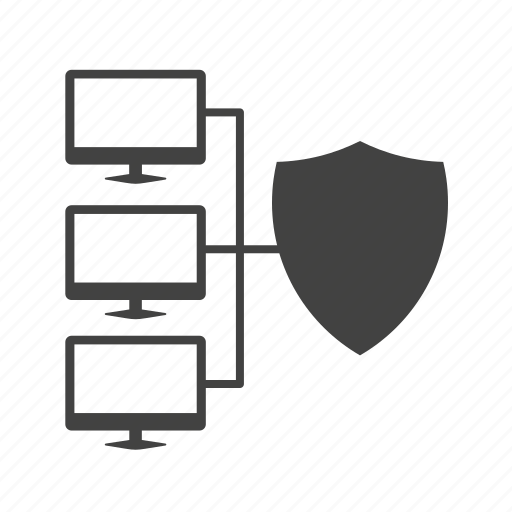 Antivirus, cloud, digital, network, protection, security