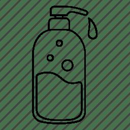 Detergent, hand, sanitiser, santizer, shampoo, soap