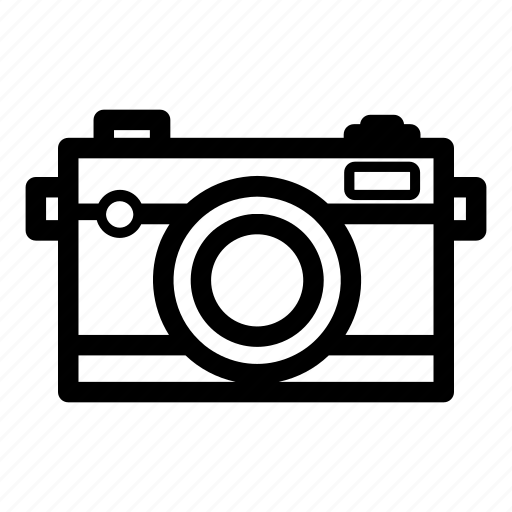 Analog camera, canon, dslr, eos, nikon, photography icon