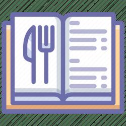 menu icon restaurant editor open food