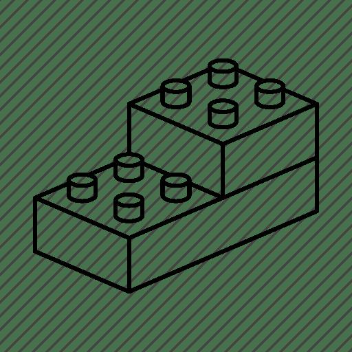 Bem, blocks, construct, constructor, development, lego icon