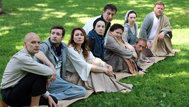 Дядя Ваня - Премьера театрального проекта под открытым небом в усадьбе Мелихово