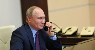 President Putin Says Russia and Other Countries Should Join Efforts in Vaccine Production