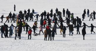 Dozens Gather for Unauthorised Protests in Russia's Far East
