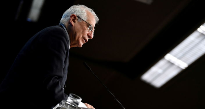 EU Foreign Ministers May Discuss New Anti-Russian Sanctions on February 22, Borrell Says