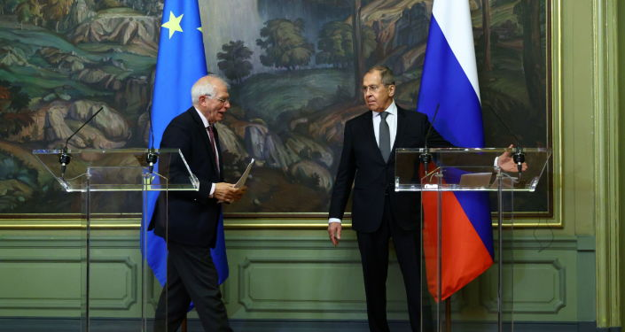 Borrell Says Asked Lavrov to Reverse EU Diplomats Expulsion, But 'to No Avail'