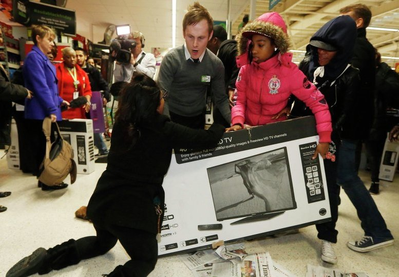Black Friday Fights 2018