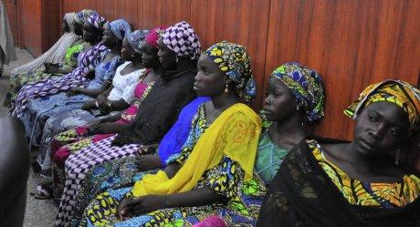 Image result for freed chibok girls