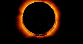 Total Solar Eclipse Crosses Chile