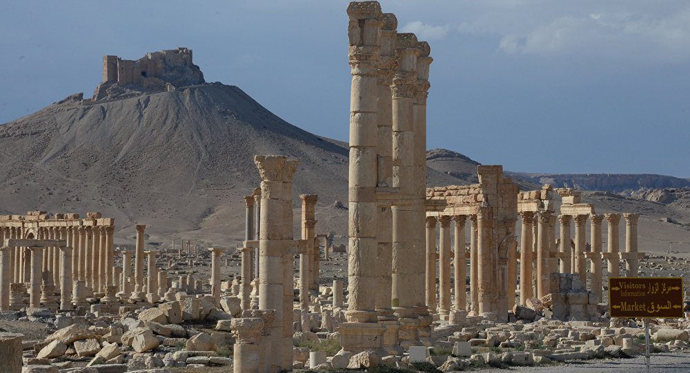 Ancient Palmyra