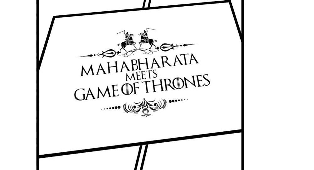 Twin Tales: Mahabharata Meets Game of Thrones (VIDEO