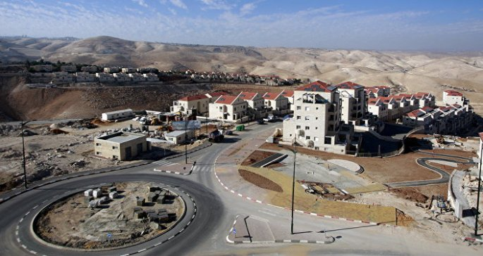 Part of the Jewish settlement of Maale Adumim, east of Jerusalem. Israel has approved 560 new homes for the West Bank settlement of Maale Adumim, a spokesman for the settlement said on July 4, 2016 in a move likely to raise tensions following a series of Palestinian attacks (File)