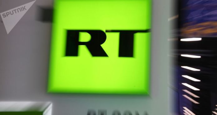 Russian Embassy to US Demands Explanations From State Dept Over RT Journalist Questioning