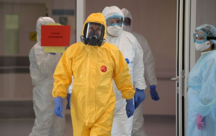 Putin Orders to Boost Production of Protective, Disinfection Equipment Amid COVID-19 Pandemic