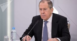 Russian Foreign Minister Sergei Lavrov Holds Annual Press Conference