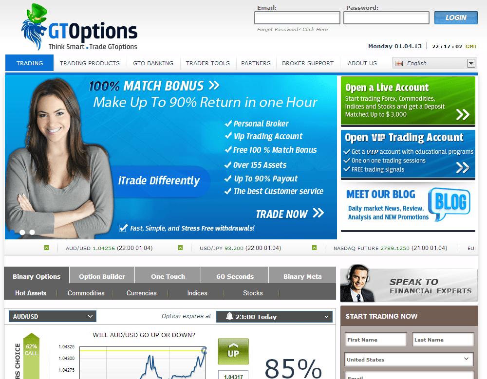 opzioni binarie senza deposito iniziale f