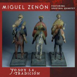 """Miguel Zenón Featuring Spektral Quartet """"Yo Soy la Tradición"""""""