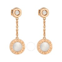 Bvlgari Bvlgari 18K Pink Gold Mother of Pearl Diamond