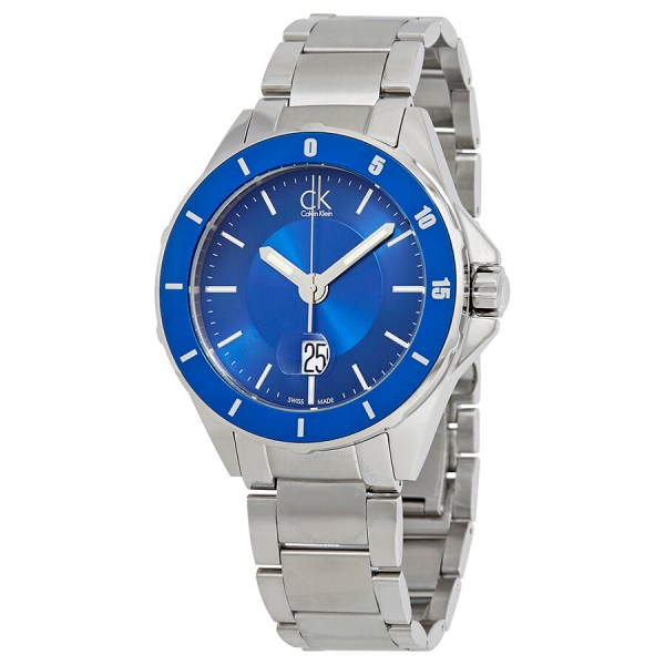 9d60e338a84 Gucci Watches Ladies. Android Watch Faces Wear. Android Watch Faces Wear.  Calvin Klein Play Blue Dial Men  Watch K2w21z4n