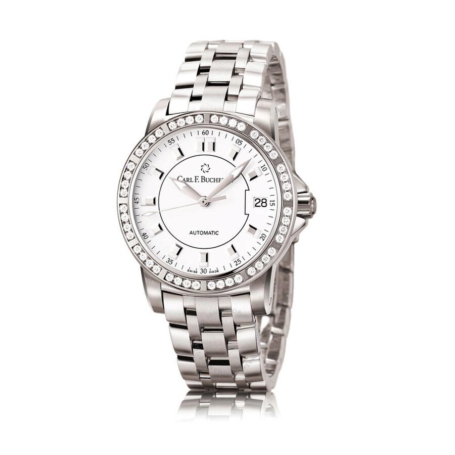 Carl F. Bucherer Patravi Automatic Ladies Watch 00.10622
