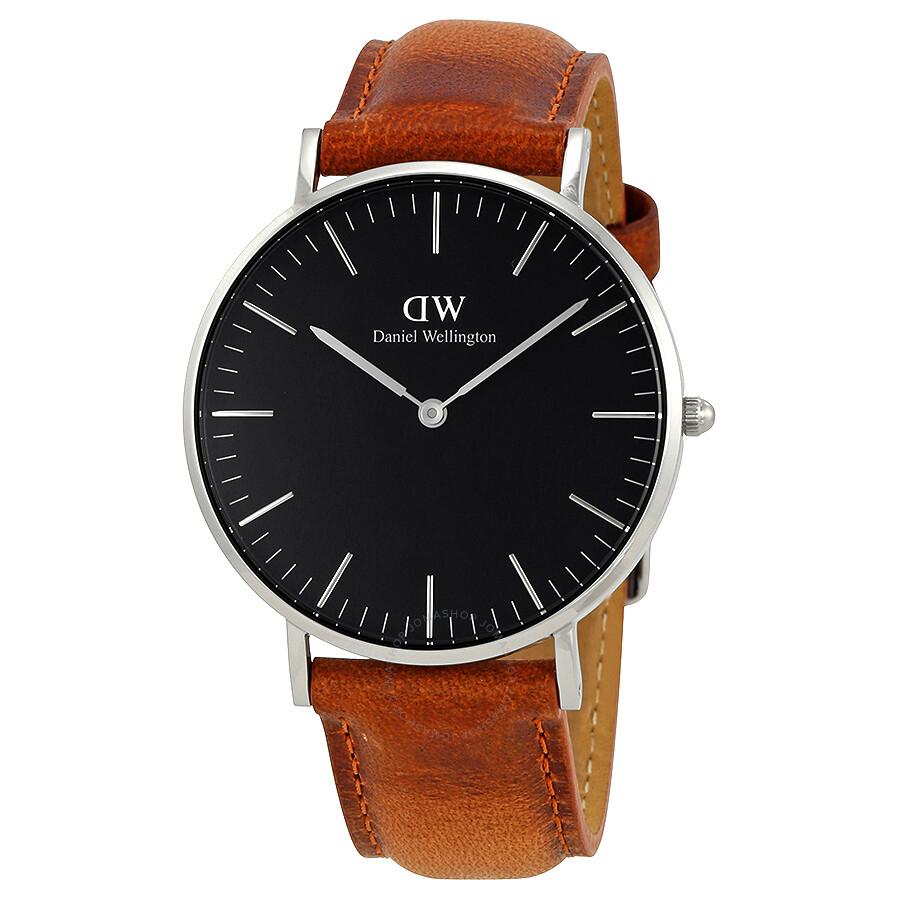 Daniel Wellington Classic Durham Black Dial 36MM Watch DW00100144 DW00100144 - Watches. Daniel Wellington - Jomashop