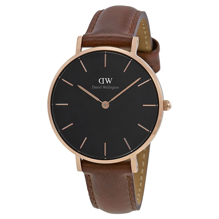 Daniel Wellington Classic Petite St Mawes Ladies Watch DW00100169 - Daniel Wellington - Watches - Jomashop