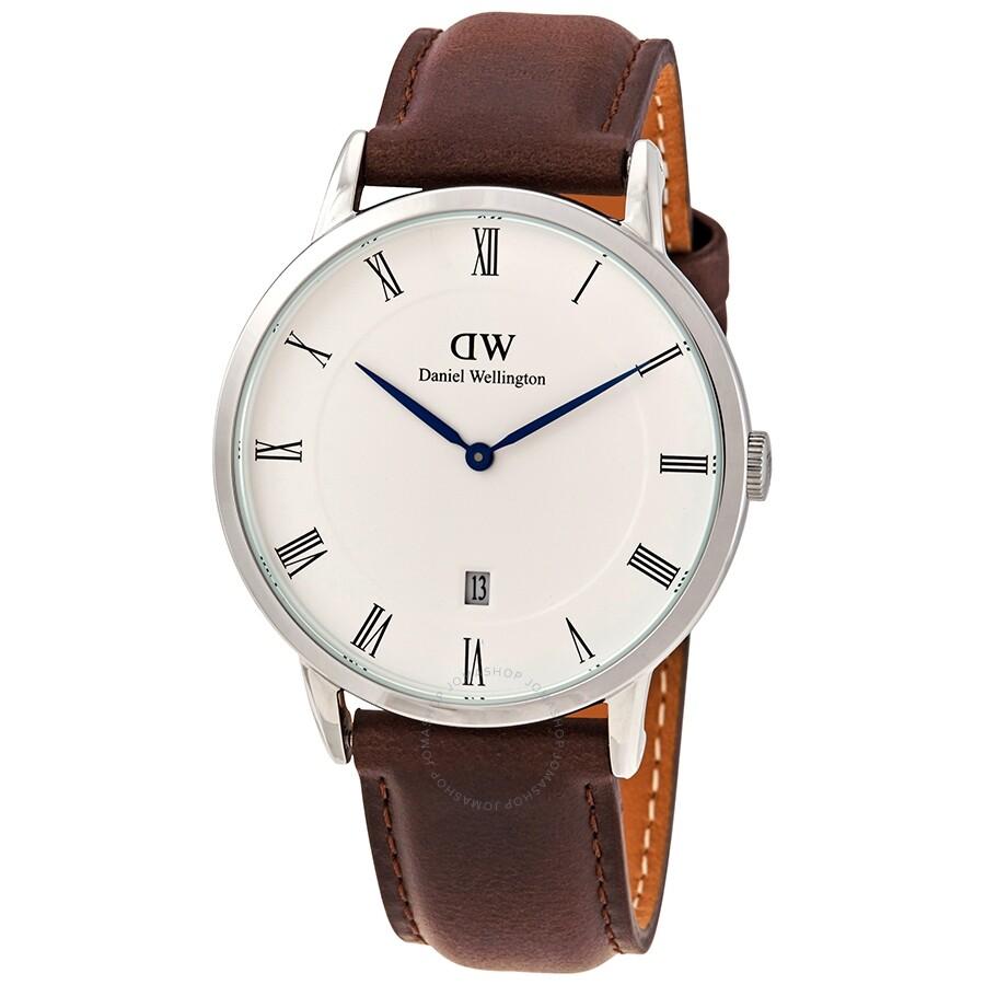Daniel Wellington Dapper Bristol Quartz White Dial Watch DW00100090 DW00100090 - Watches. Daniel Wellington - Jomashop