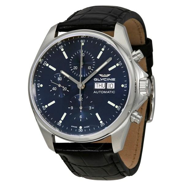Glycine Combat Classic Automatic Chronograph Men' Watch