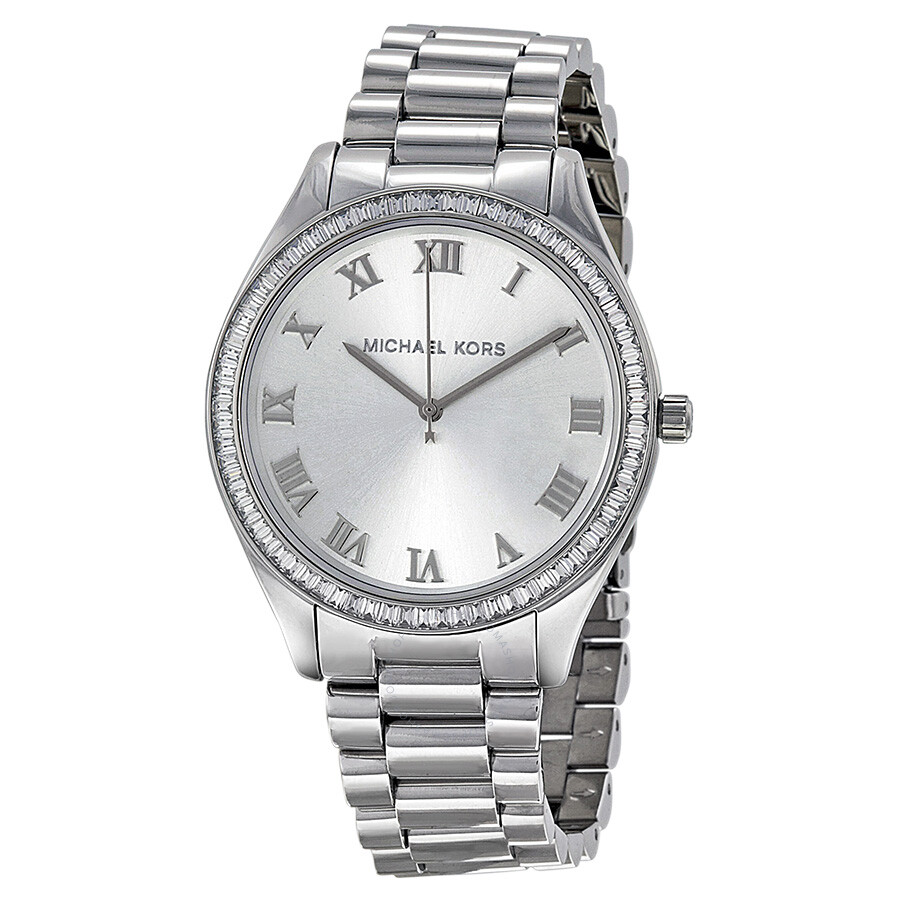 Michael Kors Blake Silver Dial Ladies Watch MK3243 MK3243 - Watches. Michael Kors - Jomashop